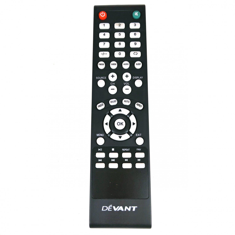 Original Remote Control For DEVANT TV