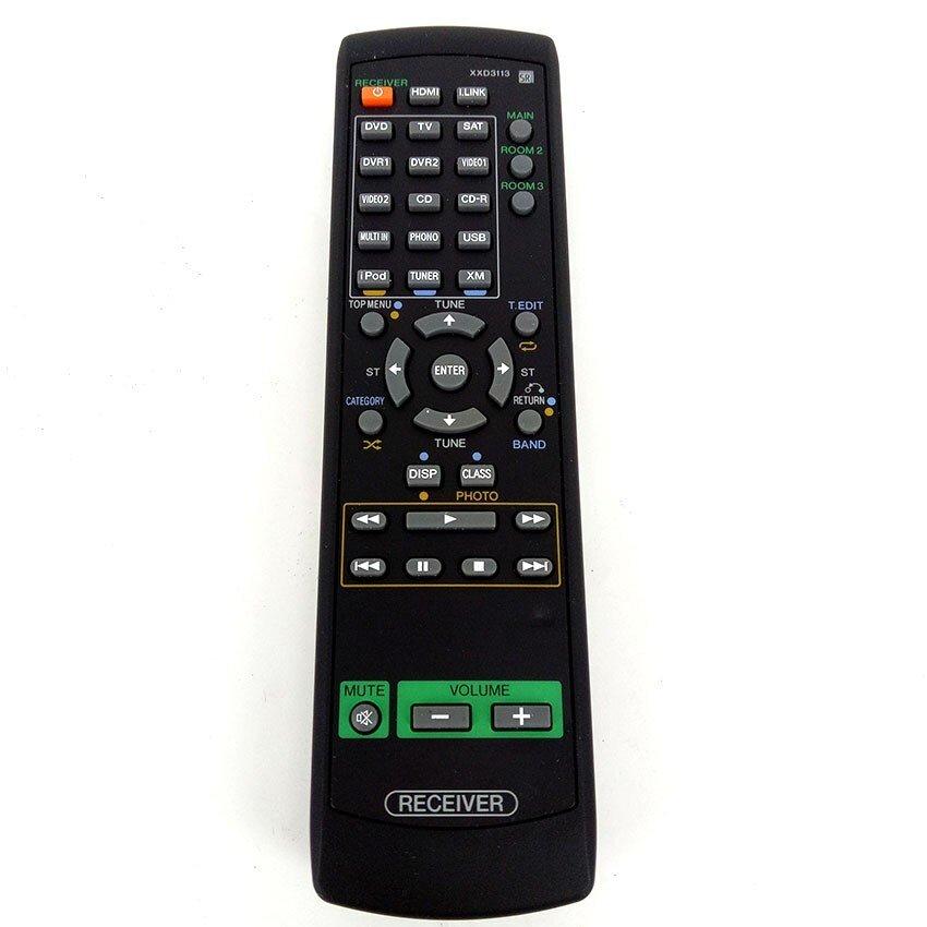 Original Remote Control For PIONEER XXD3113 AV RECEIVER REMOTE FIT VSX84TXSI VSX84TXSI/KUXJ/CA VSX84