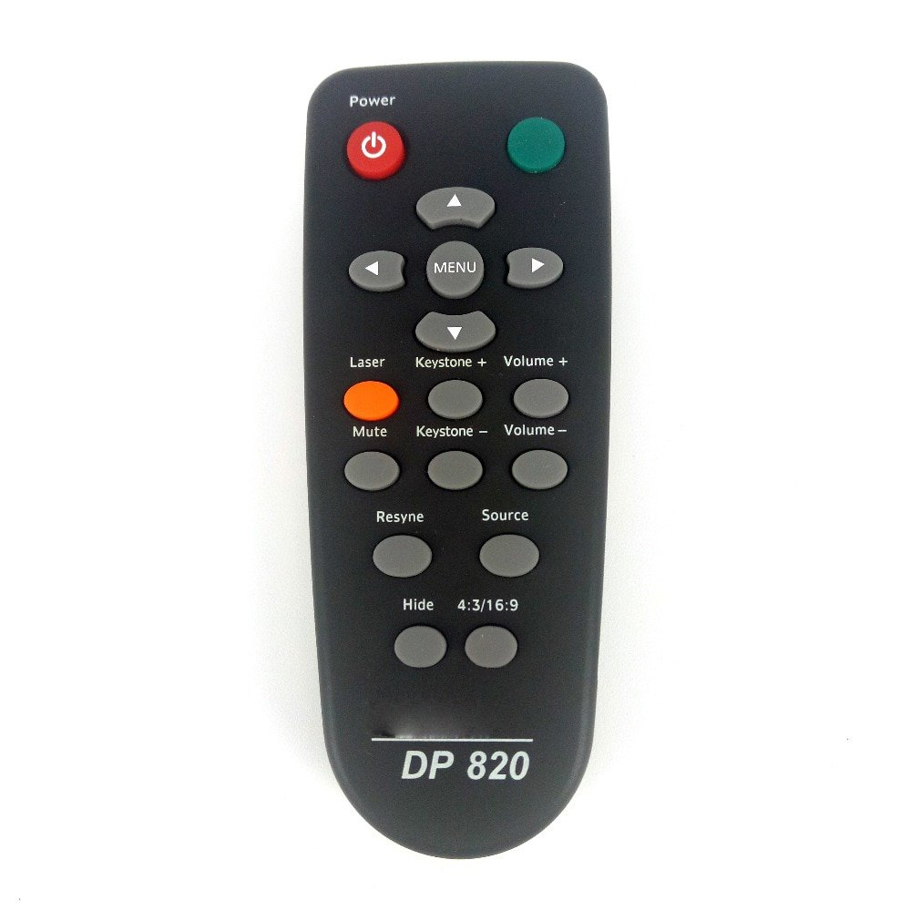 Used Original Remote Control For XEROX Projector RC-17DE0-453A LC-WNS3200 LC-XNS3100 LC-XNS2600 Fern