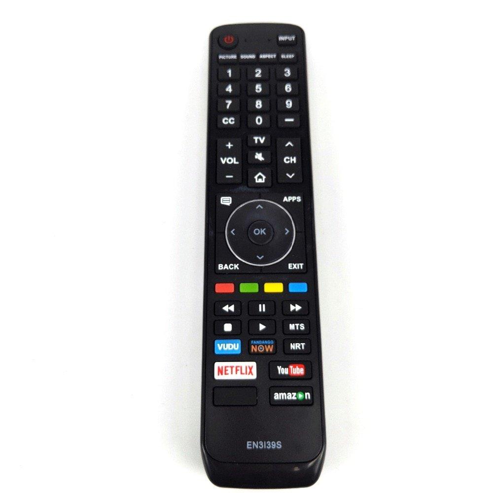 Replacement Remote Control For HISENSE EN3I39S SMART TV LC-65P8000U LC-65N8002U LC-55P8000U LC-55P60