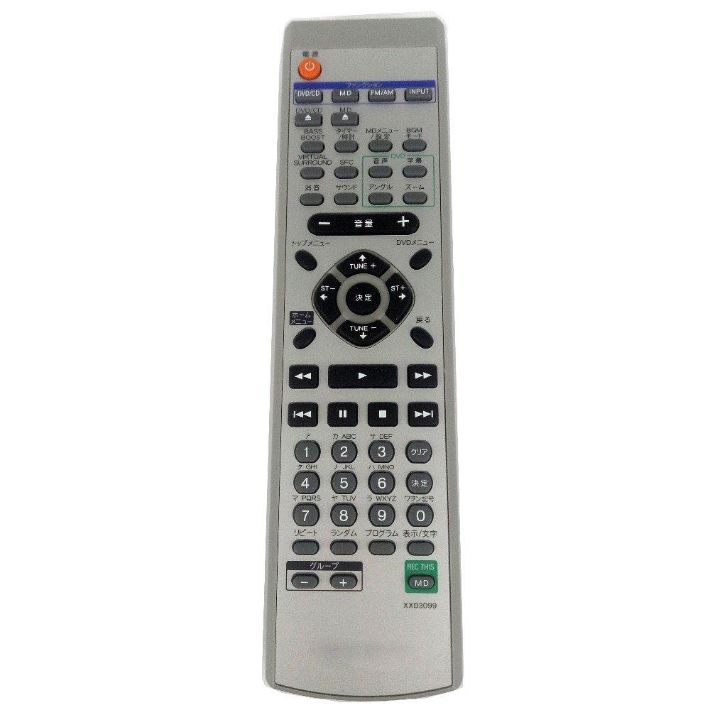 95%Original XXD3099 Remote Control For Pioneer Home Theater System X-HA7DV-K X-HA7DV-W XV-HA7DV