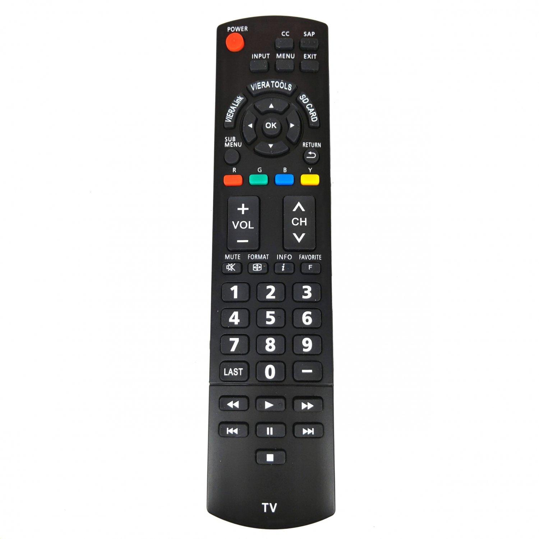 Replacement N2QAYB000321 Remote Control For Panasonic LCD PLASMA TV TC-26LX14 TC-L26X1 TC-32LX14 TC-