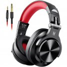Oneodio A71 Wired Headphones HIFI Stereo 40MM Dynamic 3.5mm/6.35mm Head-Mounted Stretchable Studio D