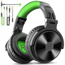 Oneodio Pro-G Wired Headphones Stereo 50MM Drivers Noise Reduction Over-Ear Earphone 3.5MM/6.35MM Fo