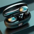 HKT6 Wireless bluetooth 5.0 Graphene Earphone Binaural Call Noise Cancelling Waterproof HiFi In Ear