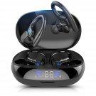 Bakeey VV2 bluetooth 5.0 Ear Hook Earbuds LED Power Display TWS In-ear Earphone Stereo Noise Reducti