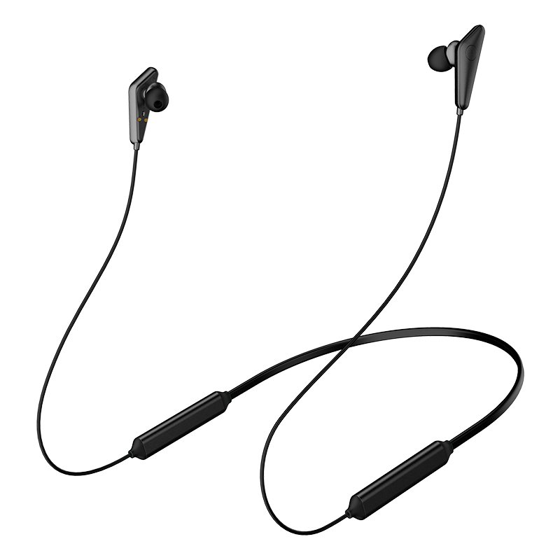 Bakeey Q60 Neckband Magnetic Sport bluetooth Earphone Handsfree Dual Battery Long Capacity Earbuds w
