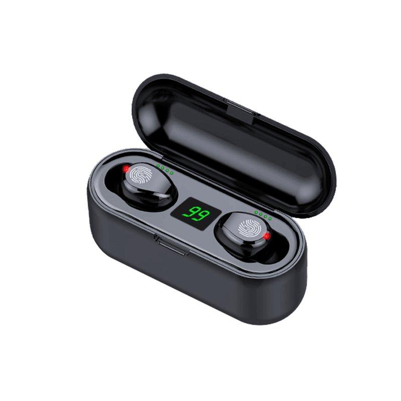 Bakeey TWS Wireless bluetooth 5.0 Earphone Digital Power Display 8D Stereo Touch Control CVC8.0 Nois