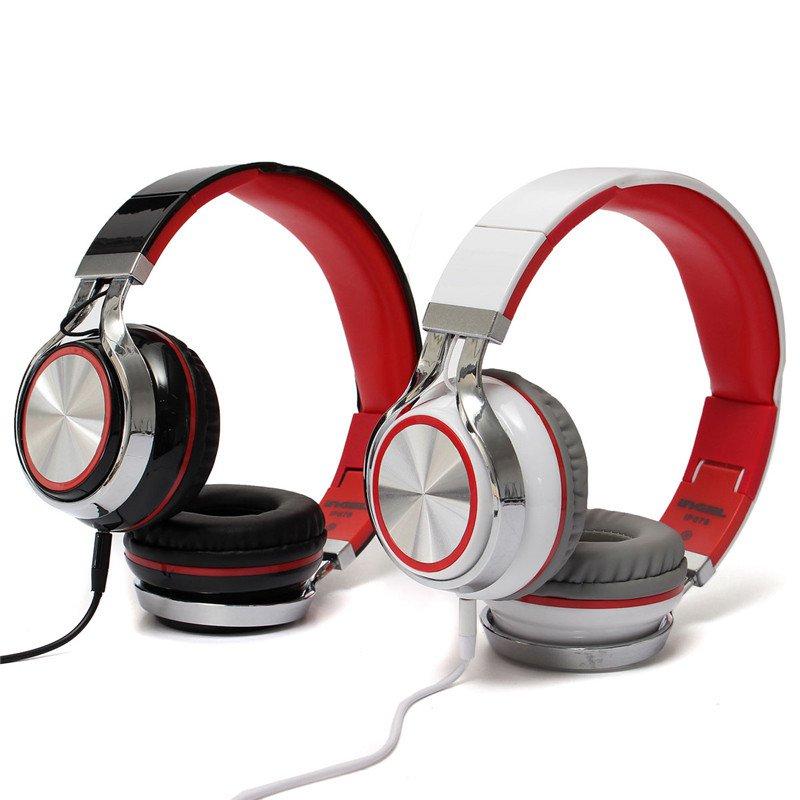Stereo Headbrand Headphones Earphone Headset With Mic For iPhone Smartphone MP3/4 PC