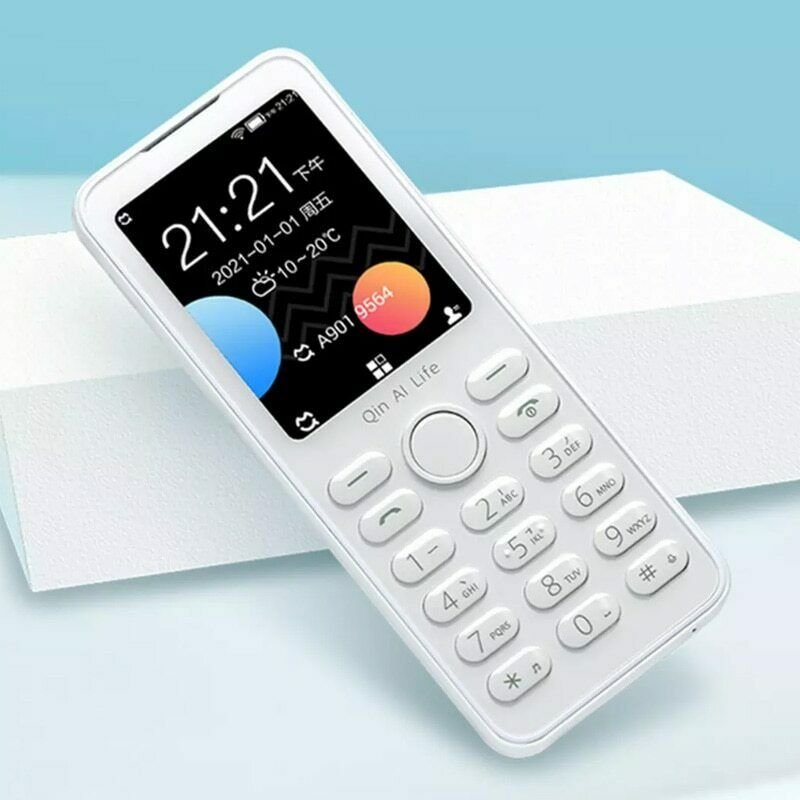 2021 Xiaomi Qin F21S VoLTE 4G Network WIFI Bluetooth GPS 2.4 Inch Dual Sim Phone