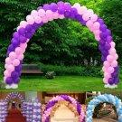 1 Set Balloon Arch Column Base Water Balloon Display Kit Party Decoration