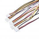 10 PCS JST-SH 1.0mm 5Pin 5P Flight Controller ESC Connection Silicone Wire for RC Drone FPV Racing