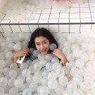 100Pcs Colorful Ball Soft Plastic Ocean Ball Baby Kid Swim Pool Pit Toy Beach Play Toys