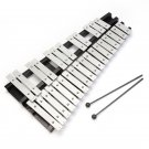 30 Note Xylophone Foldable Vibraphone Percussion Music Instruments with Bag