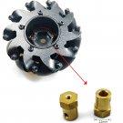 4PCS 60mm McNamm Wheel RC Robot Car Wheel