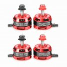 4X Racerstar Racing Edition 2205 BR2205S PRO 2600KV 2-4S Brushless Motor For X210 X220 250 RC Drone