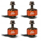 4X RCINPOWER SmooX PLUS 1507 2680KV 4-6S Brushless Motor for Freestyle 3 Inch 4 Inch FPV Racing Dron