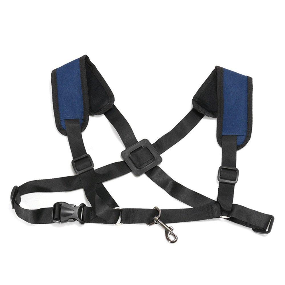 Adjustable Universal Tenor Baritone Sax Saxophone Harness Shoulder Strap Hook