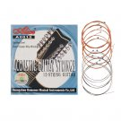 Alices A2012 12 Strings Acoustic Guitar Strings 010-026 Stainless Steel Core Coated Copper Alloy Wou