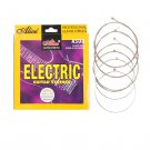 Alices Electric Guitar String Electric Guitar Strings 008 to 038 inch Plated Steel Coated Nickel All