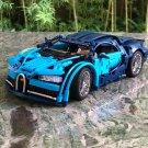 US Stock - Custom Bugatti Building Blocks - 1220pcs - Brick Toys - Alternative Lego MOC