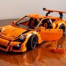 Custom Porsche 911 GTR 3 Rs Building Blocks - 2785 pcs - Brick Toys - Alternative Lego MOC
