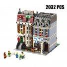 Creator Pet Shop Building Blocks - 2032 pcs - Brick Toys - Alternative Lego MOC