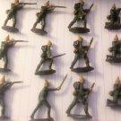 Vintage 40mm World War 1 German Infantry Metal Soldiers