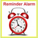 Reminder Alarm Software