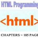 HTML Programming eBook for Students