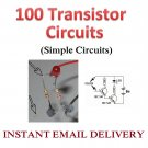 Simple Electronics Transistor Circuits 100