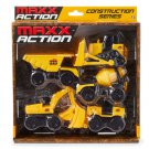 Maxx Action Construction Series 5-Pack