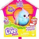 Little Live Pets Lil' Bird + Birdhouse Interactive Pet