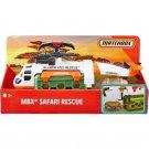 Matchbox MBX Safari Rescue Play Set