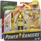 Power Rangers Beast Morphers Yellow Ranger and Morphin Jax Beastbot
