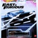 Hot Wheels Premium Fast & Furious '70 Plymouth AAR Cuda Die-Cast Car