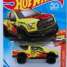 Hot Wheels 50th Anniversary '17 Ford F-150 Raptor