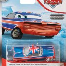 Disney Pixar Cars Metallic Union Jack Ramone