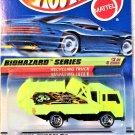 Hot Wheels Recycling Truck - 1998 Biohazard Series