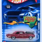 Hot Wheels Ford Thunderbolt - 2002 Collector #142