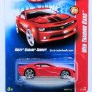 Hot Wheels Chevy Camaro Concept - 2008 Web Trading Cars