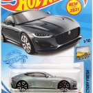 Hot Wheels 2020 Jaguar F-Type - 2021 Factory Fresh New Model