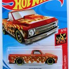 Hot Wheels '67 Chevy C10 - 2019 HW Flames