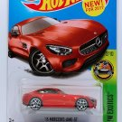 Hot Wheels '15 Mercedes-AMG GT - 2017 HW Exotics New Model