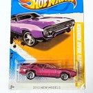 Hot Wheels '71 Plymouth Road Runner - 2012 New Models