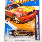 Hot Wheels 2010 Ford Mustang GT - 2011 Faster Than Ever