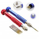 5 in 1 Alloy Magnetic Disassemble Open Repair Screwdriver Tool Set for Cell Phones Eletronic Devices