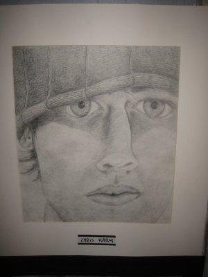 Self Portrait - Chris Hahm