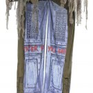 Looming Ghoul Animated Archway  Prop halloween scary prop haunted house prop