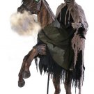 Reaper's Ride Animated Prop halloween scary prop haunted house prop